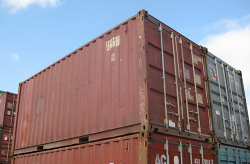 CONTAINERS For SALE -  STORAGE UNITS