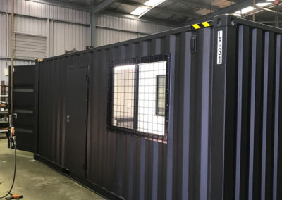 Shipping container conversions, Adelaide SA