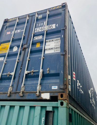 40ft High Cube Container available for sale or hire