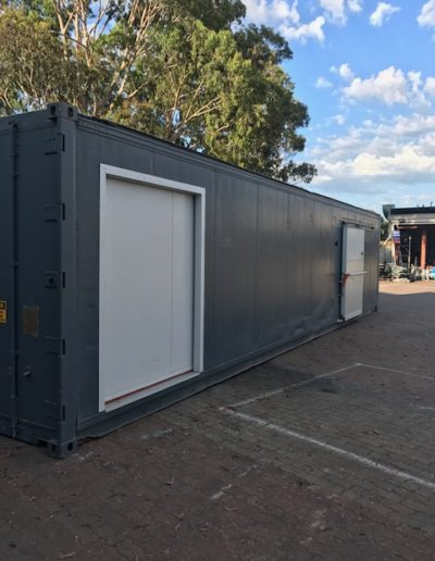 Dual Zone 40ft Refrigerated Container available for Sale or Hire