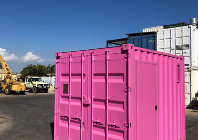 Hire The Big Wedgie Container conversion with awnings and servery functional cafe