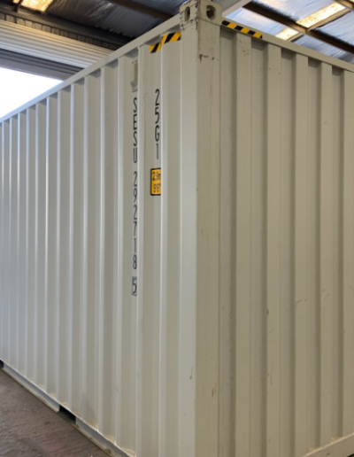 Some New 20ft Generals Containers for Sale