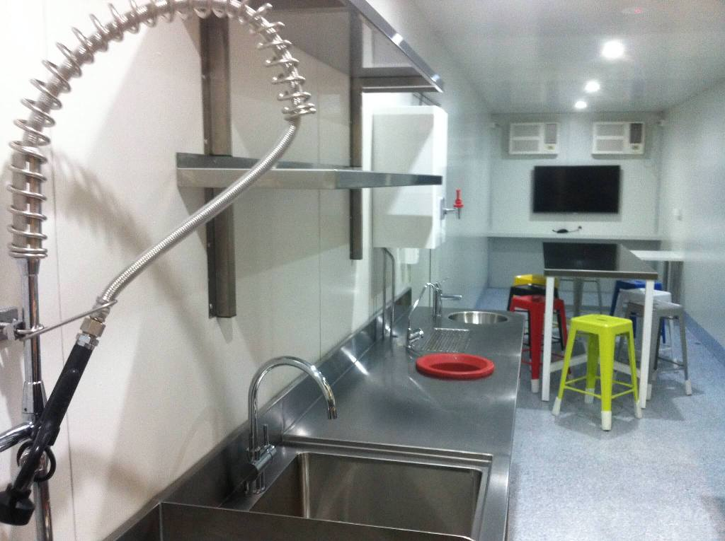 SGS Kitchens - container kitchens toilets & bathrooms